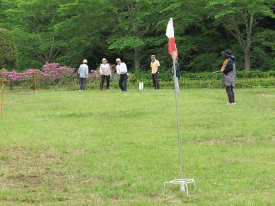 第21回グラウンドゴルフ大会の写真3
