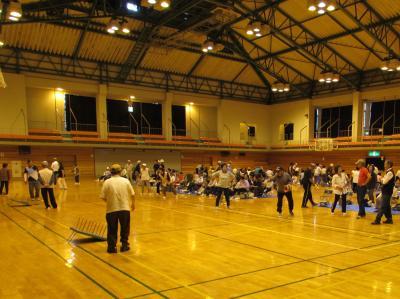 輪投げ大会の写真1