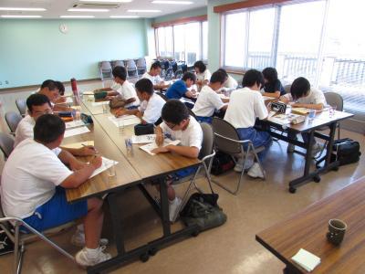 ボランティアスクールの写真1