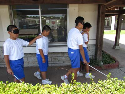 ボランティアスクールの写真3