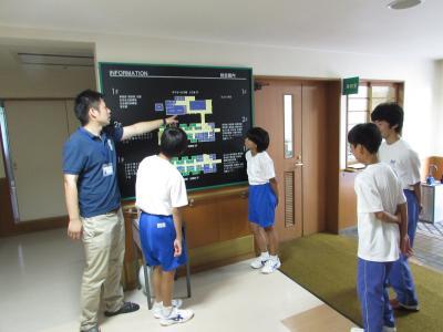 ボランティアスクールの写真4
