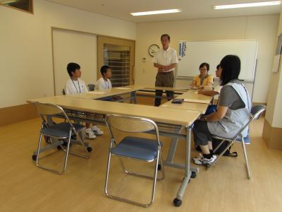 ボランティアスクールの写真5