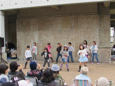 ダンスステージの写真5