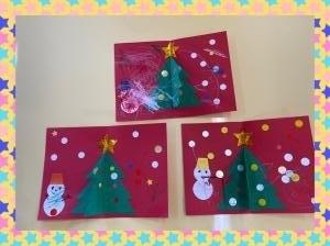クリスマス製作(5)